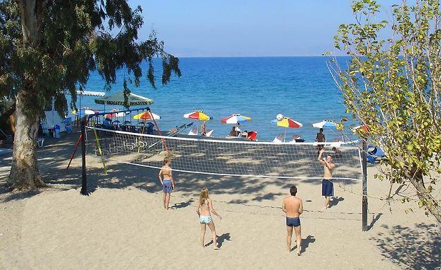 avra beach ixia rhodos